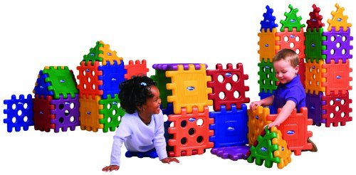 Careplay 48 piece Grid Blocks