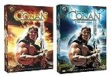 Conan, der Abenteurer - Die komplette Serie (8 DVDs)