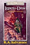 Legacy of the Drow (0786929081) by Salvatore, R. A.