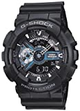 G-Shock X-Large Combination Watch--Military Black Casio