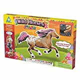 Sticky Mosaics Wild Horses