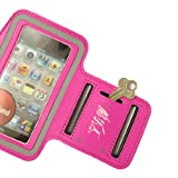 Tender Red New Elastic Sports - Running Armband Cover Case for Iphone 4s 4 4g 3g 3gsipodtouch 3 and 4