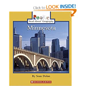 Minnesota (Rookie Read-About Geography: States) Sean J. Dolan