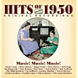 Hits of 1950 - Music! Music! Music!by Various Artists
