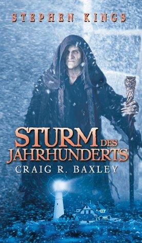 Stephen Kings Sturm des Jahrhunderts 1+2 [VHS]