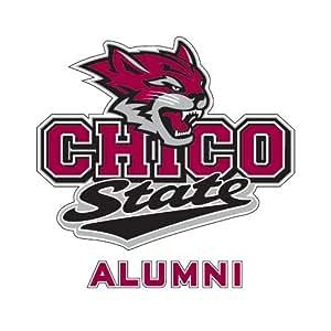 Amazon.com : Chico State Alumni Decal 'Alumni' : Sports Fan Automotive