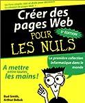 Cr�er des pages web pour les nuls (5e...