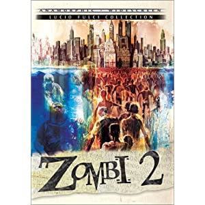 Click to buy Scariest Movies of All Time: Zombi 2 from Amazon!