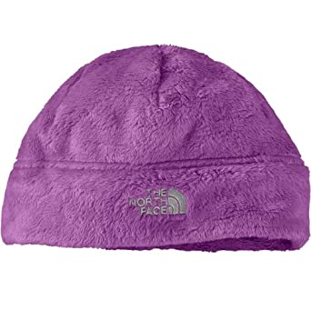 The North Face Girls Denali Thermal Beanie (Small (4-6X), Gravity Purple)