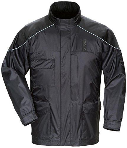 Tourmaster Mens Sentinel LE Motor Officer Rainsuit Jacket - Large