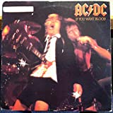 AC/DC if you want blood you've got it LP Used_VeryGoodPromo SD 19212 Vinyl 1978 Record
