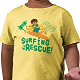 Go, Diego, Go!: Surfing to the Rescue! Tee - Boys