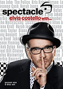 Spectacle: Elvis Costello With... (Season 1) [DVD] [2009]