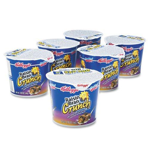 Kellogg's Raisin Bran In A Cup Cereal
