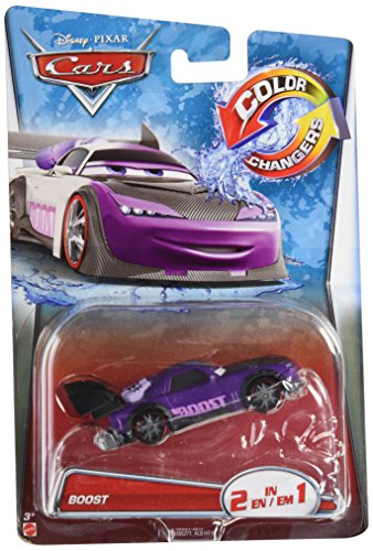 Disney/Pixar Cars Color Change 1:55 Scale Vehicle, Boost