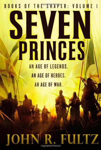 Image of Seven Princes (Books of the Shaper)