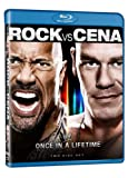 Wwe: The Rock Vs John Cena - Once in a Lifetime [Blu-ray] [US Import]