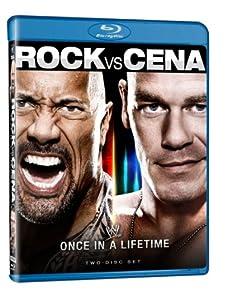 Wwe 2012 Rock Vs. John Cena  O [Blu-ray]