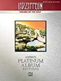 Led Zeppelin V Houses of the Holy Platinum Guitar: Authentic Guitar Tab