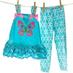 Big Butterfly Legging Set