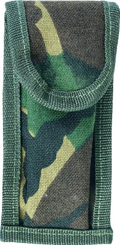 Web-Tex British Military Knife Pouch , Camouflage