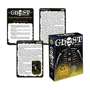 Ghost Stories Deck by S.E. Schlosser