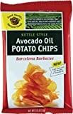 51BSkTYpJML. SL160  Good Health Avocado Oil Potato Chips, Barcelona BBQ, 1.25 Ounce (Pack of 24)