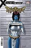 X-Men: Black - Mystique (2018) #1 VF/NM Mugshot Variant Cover