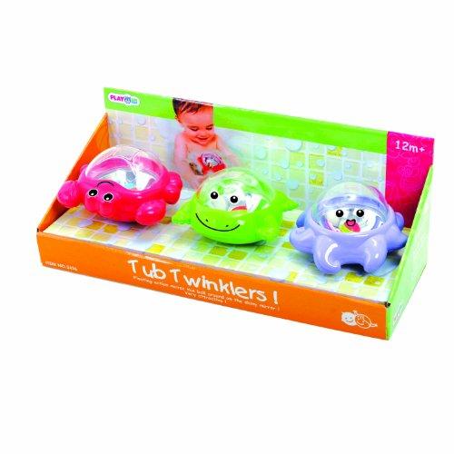 PlayGo Bath Tub Twinklers, Set of 3