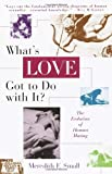 What's Love Got to Do with It? (0385477023) by Meredith Small