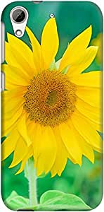 DailyObjects Sunflower Vintage Case For HTC Desire 626