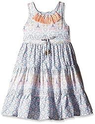 Pumpkin Patch Girls' Dress (S5TG80038_Super White_4)