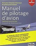 Manuel de pilotage d'avion 4e édition