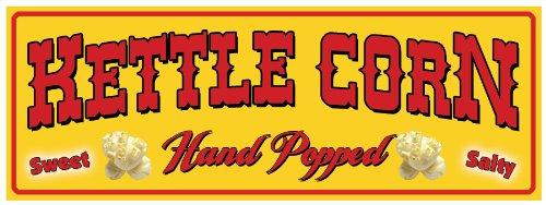 Kettle Corn Banner