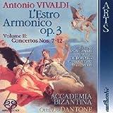 l'estro armonico op.3 - concertos n° 7-12