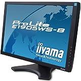 iiyama 19インチワイド液晶ディスプレイ ブラック PLE1905WS-B1