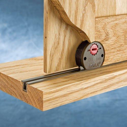 European Style Sliding Door Hardware Kit