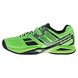 Babolat Propulse Bpm All Court Mens Tennis Shoes (Green/Black) (8.5 D(M) US)