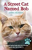 A Street Cat Named Bob: How One Man and His Cat Found Hope on the Streets by Bowen, James on 13/09/2012 unknown edition James Bowen