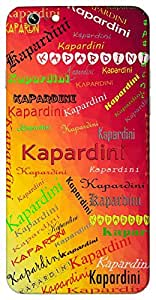 Kapardini (Popular Girl Name) Name & Sign Printed All over customize & Personalized!! Protective back cover for your Smart Phone : Apple iPhone 6-Plus