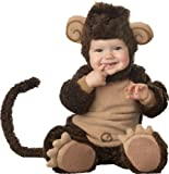 Lil Characters Infant Monkey Costume