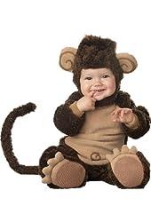 InCharacter Baby Lil' Monkey Costume