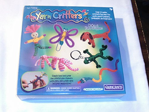YARN CRITTERS CRAFT KIT - 1