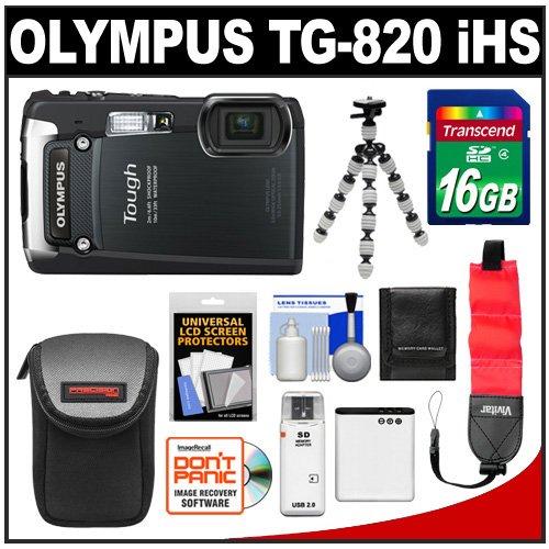 Olympus Tough TG-820 iHS Shock & Waterproof Digital