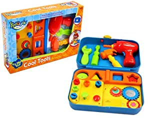 Kidoozie Cool Tools Activity Set