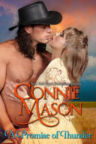 A Promise of Thunder by Connie Mason