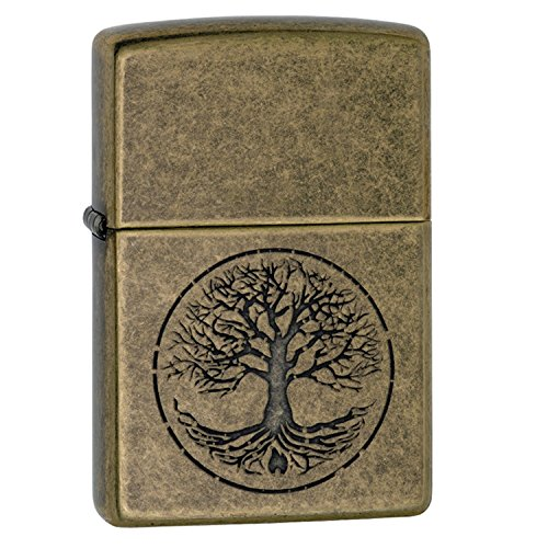 zippo-tree-of-life-pocket-lighter-antique-brass