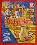 img - for Hidden Treasures in Philippians by Evelyn Wheeler (2003-05-02) book / textbook / text book
