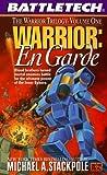 Battletech 37 Warrior En Garde