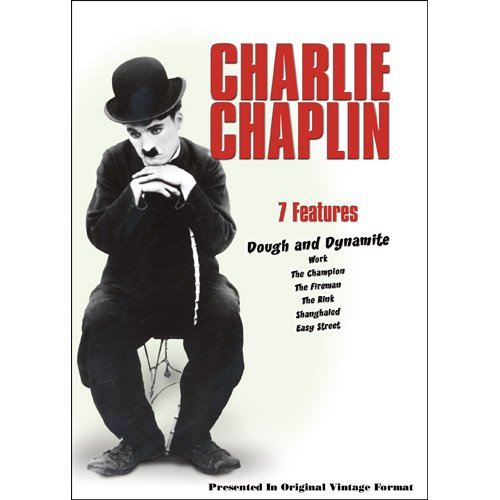Cover art for  Charlie Chaplin V.8